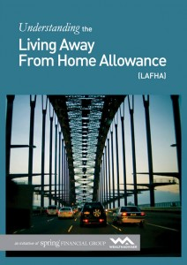 Understanding the living away from home allowance - cover