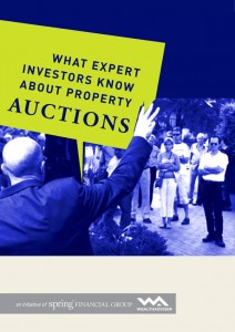 What expert investors know about property auctions - cover