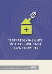 Positive Cash flow Property - eBook cover