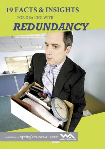 19 Facts & Insights for Dealing with Redundancy - eBook cover