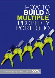 How to Build a Multiple Property Portfolio - eBook cover
