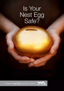 Is your nest egg safe - eBook cover