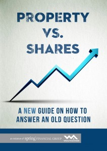 Property vs Shares: A new guide to an old question - eBook cover