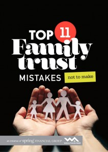 Family Trust Mistakes - Cover