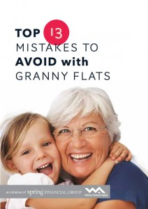 Top 13 Mistakes to Avoid with Granny Flats - eBook cover