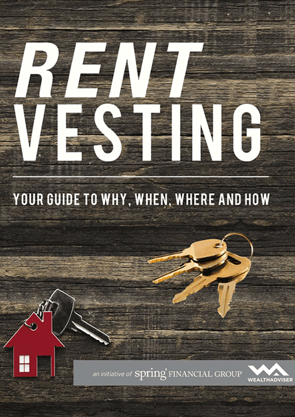 Rentvesting: Your guide to why, when, where and how - eBook cover