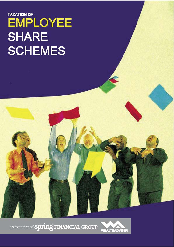 Taxation of Employee Share Schemes - eBook cover