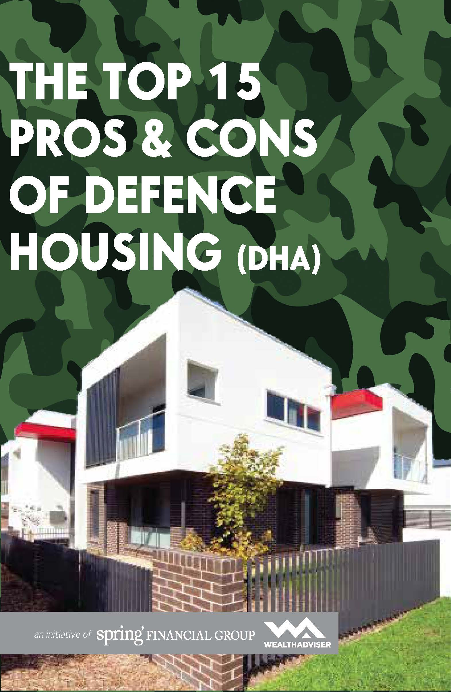 Pros and Cons of Defence Housing (DHA) - Cover